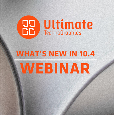 Ultimate TechnoGraphics Webinar What's new in Ultimate Impostrip v.10.4