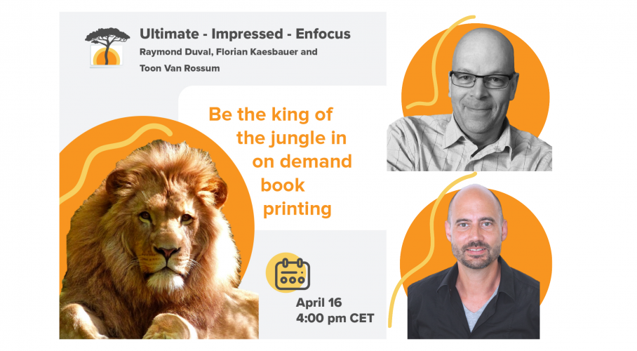 Webinar Safari On-Demand Book Printing Ultimate