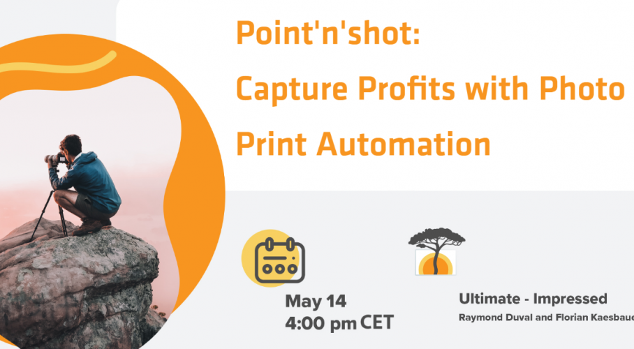 Ultimate TechnoGraphics Enfocus Virtual Safari Capture Profits with photos print automation