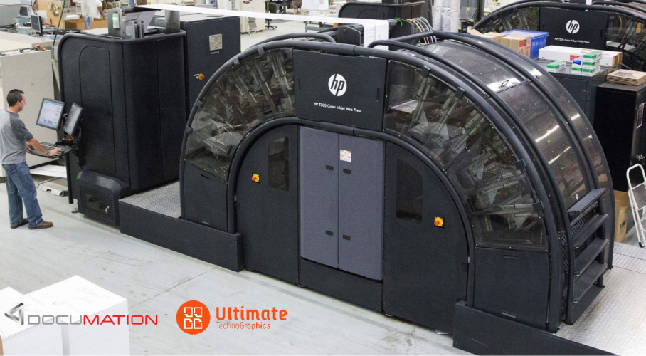 Ultimate TechnoGraphics Press Release Documation Relies on imposition software Ultimate Impostrip to print Thousands of On Demand Books per day