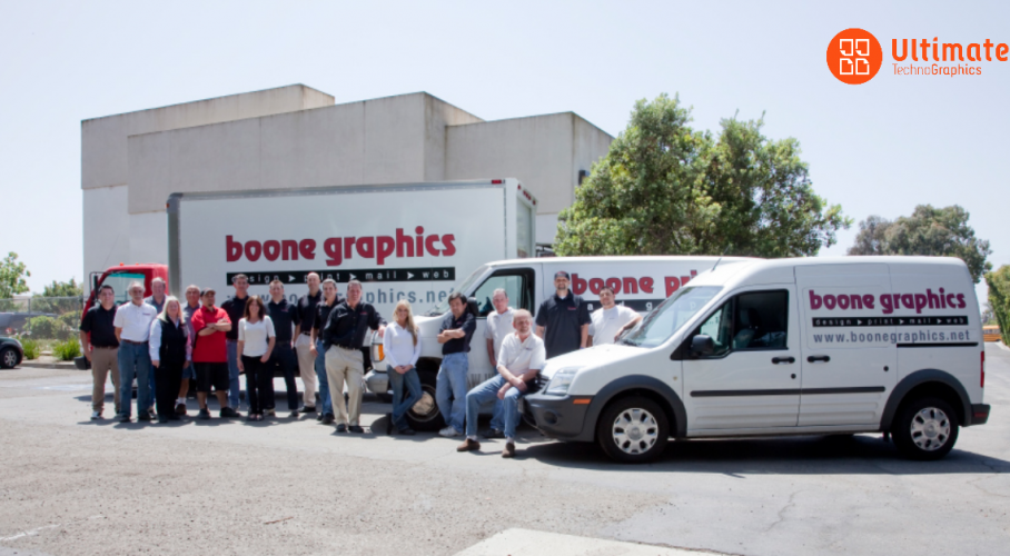 Ultimate TechnoGraphics - Boone Graphics Doubles its Print Sales with Ultimate Impostrip