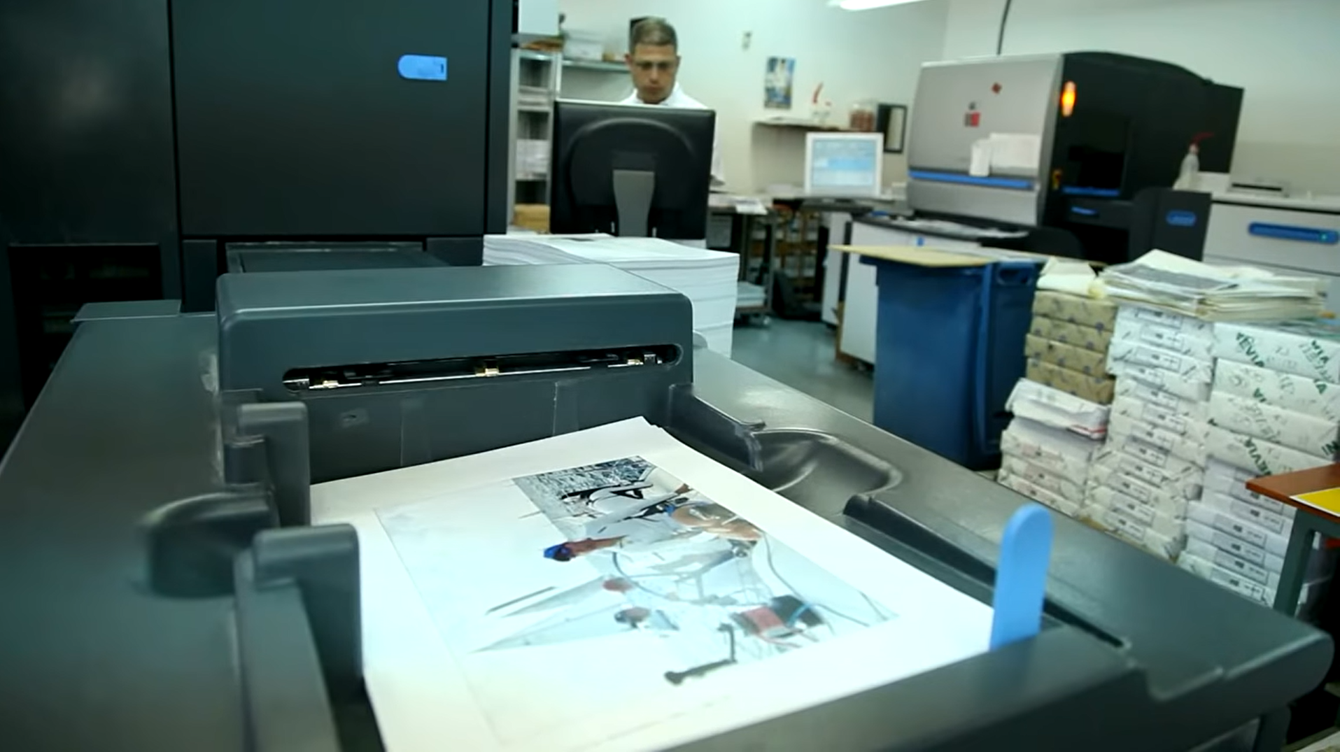 Ultimate TechnoGraphics - HP Indigo Customer Lupa Gains Productivity with Ultimate Impostrip® - HP Indigo Press