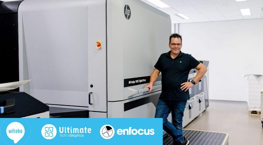 Ultimate TechnoGraphics Wihabo Enfocus HP Indigo 100K