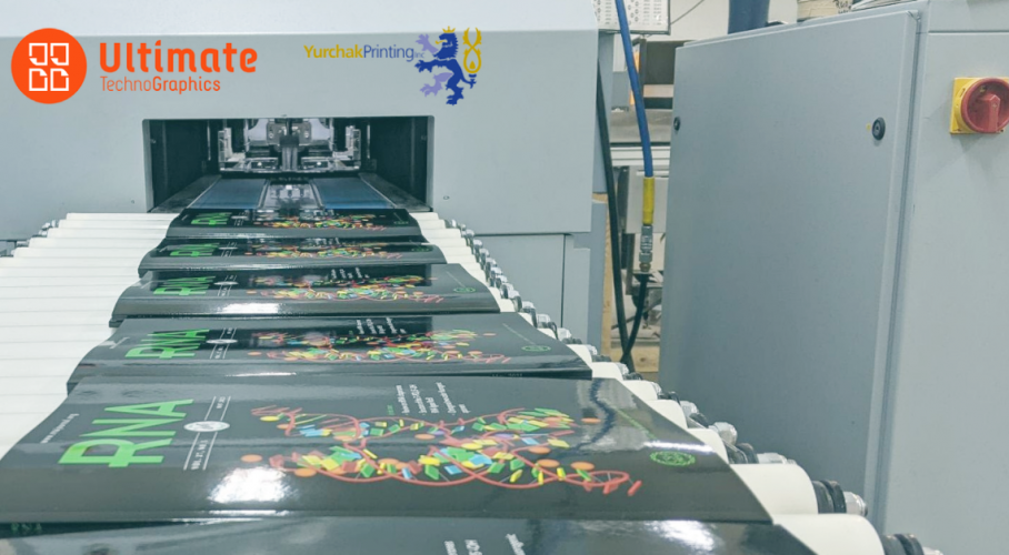 Ultimate TechnoGraphics - Yurchak Printing Streamlines OnDemand Book Production with Ultimate Impostrip® and RICOH TotalFlow BatchBuilder™