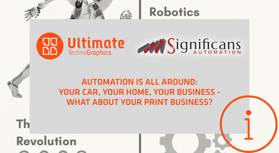 Ultimate TechnoGraphics - Automation in your Print Business?
